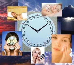 Уход за кожей по расписанию: узнайте свой график красоты!