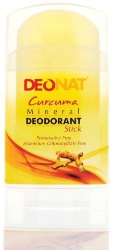 Deonat / Деодорант Curcuma Mineral Deodorant Stick