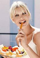 Каждому лицу свой продукт, овощ и фрукт