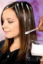 Как промелировать дома волосы