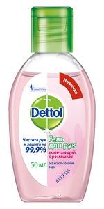 Антибактериальный гель Dettol