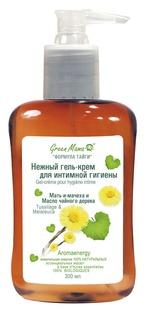 Гель-крем для интимной гигиены Green Mama