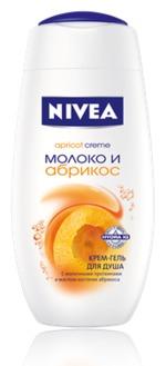 Крем-гель для душа NIVEA