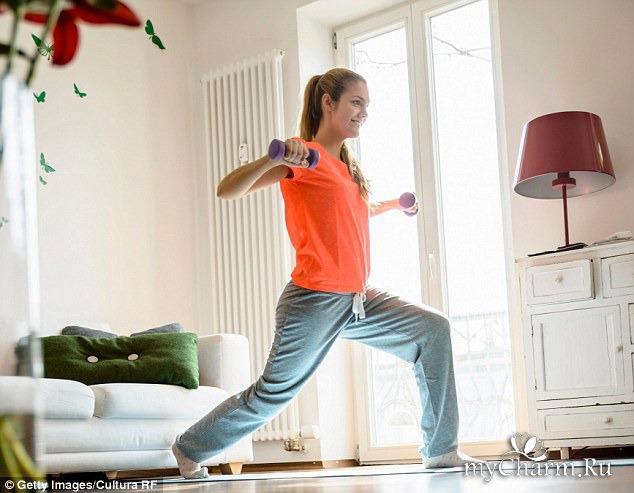 Фитнес-программа для стройной фигуры на 2 недели