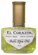 масло для кутикулы El Corazon