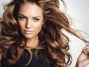Объем волос с помощью фена