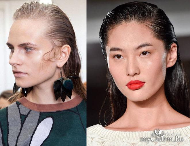 Модные причёски 2015 лето