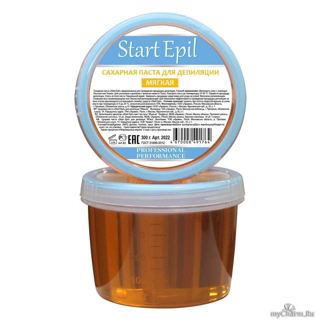 паста start epil отзывы