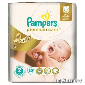 ����� PAMPERS PREMIUM CARE: ����� ������, ����� �����, ��� ����� �������!