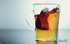 Пакетик чая на пути к красоте