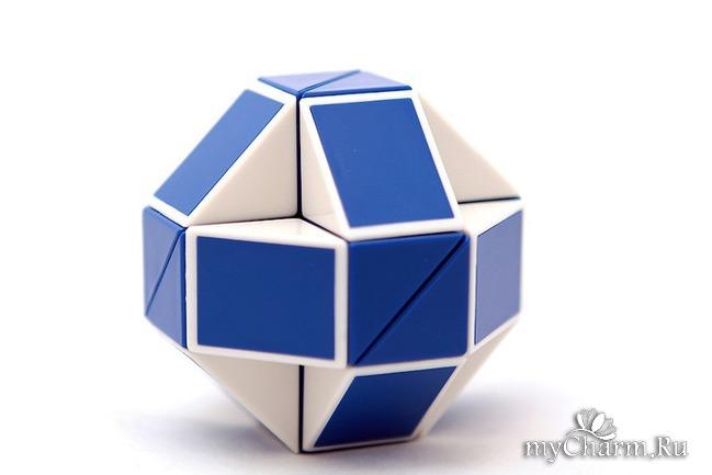 Змейка головоломка как сделать шар
