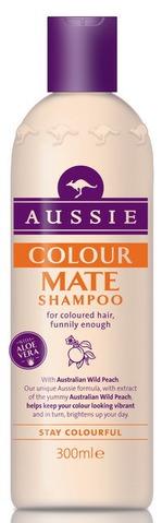 шампунь Aussie