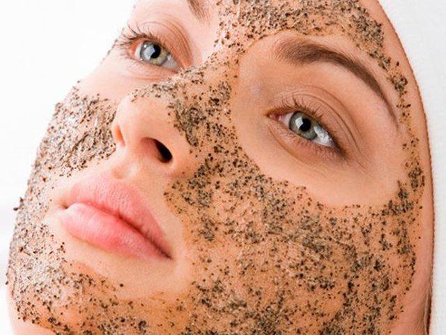 Как сделать пилинг кожи лица
