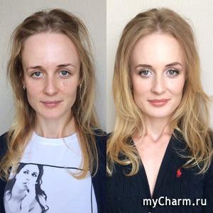 До и после. Искусство преображения.