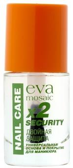 Основа под лак и верхнее покрытие Eva Mosaic