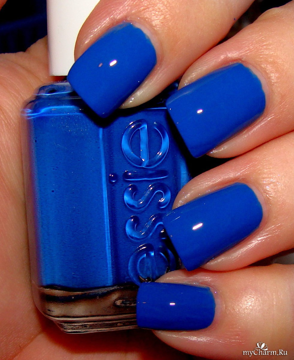 Самый красивый цвет ногтей