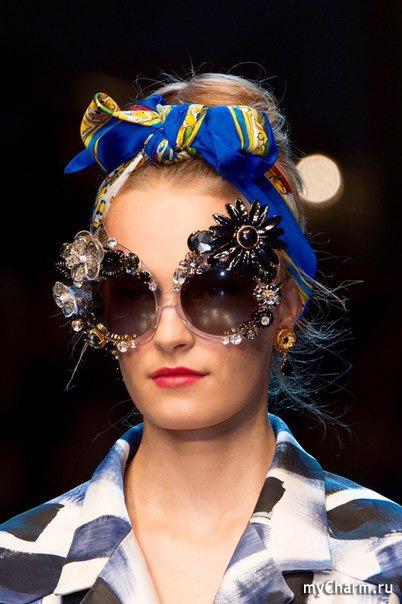 Что диктует мода? Очки и оправы сезона весна-лето 2016