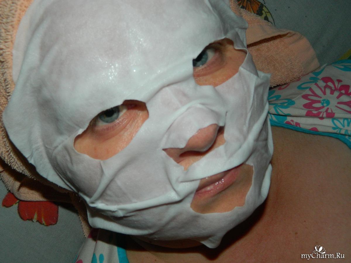 Коллагеновая маска для глаз для чего