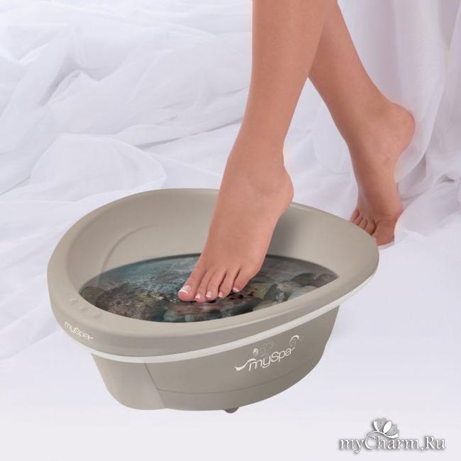 Ванночки при варикозном расширении вен