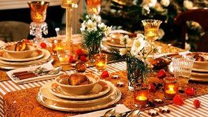Новый год 2017 – год Красного Огненного Петуха! Сервируем стол, подбираем новогоднее меню! Часть 6