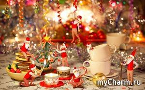 Новый год 2017 – год Красного Огненного Петуха! Блюда на новогодний стол! Часть 7