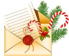 Новогодний конвертик