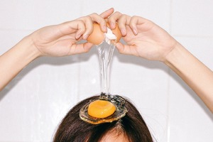 Яичные маски для волос. На заметку