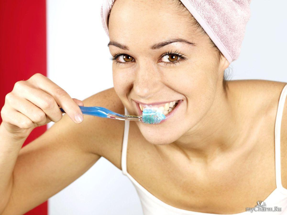 К чему приснилось чистить зубы