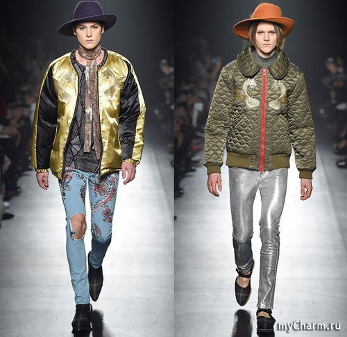 что носить мужчинам в 2016