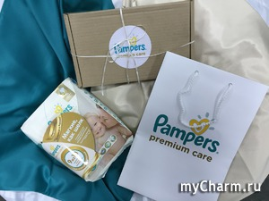 ������� � Pampers ����� ��������. �������� � ������� ��� ������