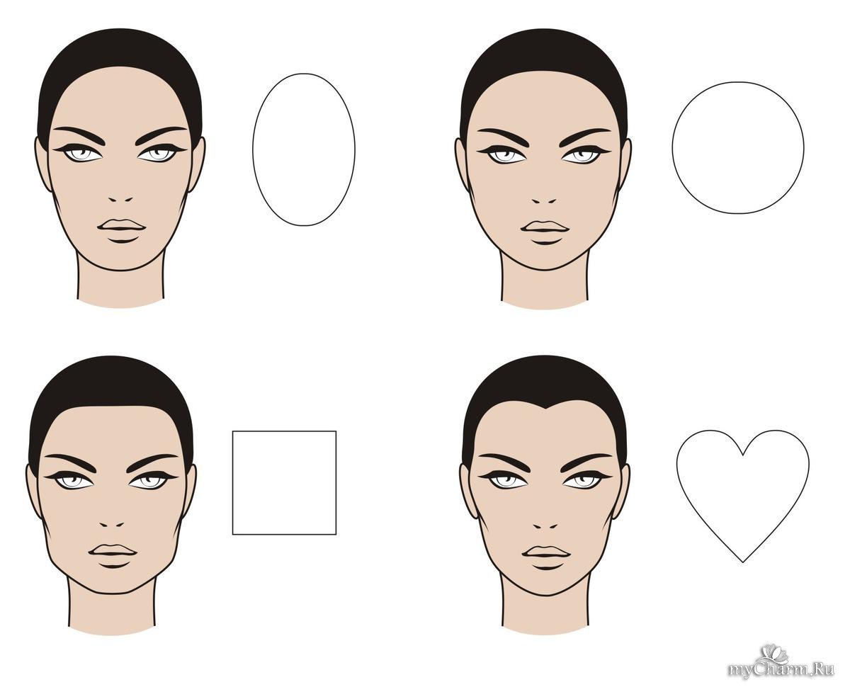 Правильная форма бровей для круглого лица - фото 66