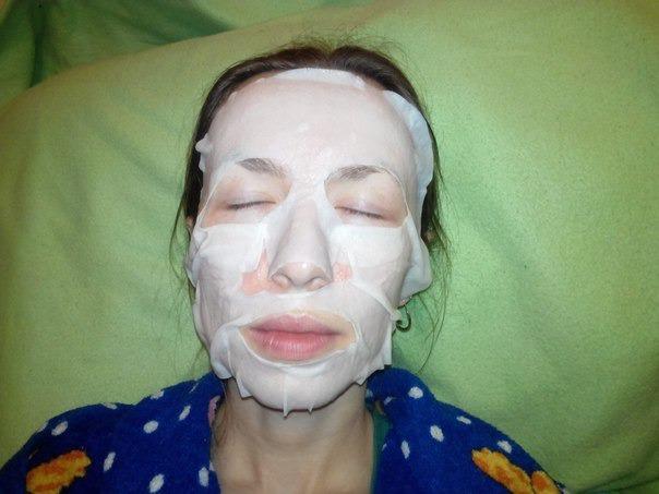 Дырка на лице как избавиться в домашних
