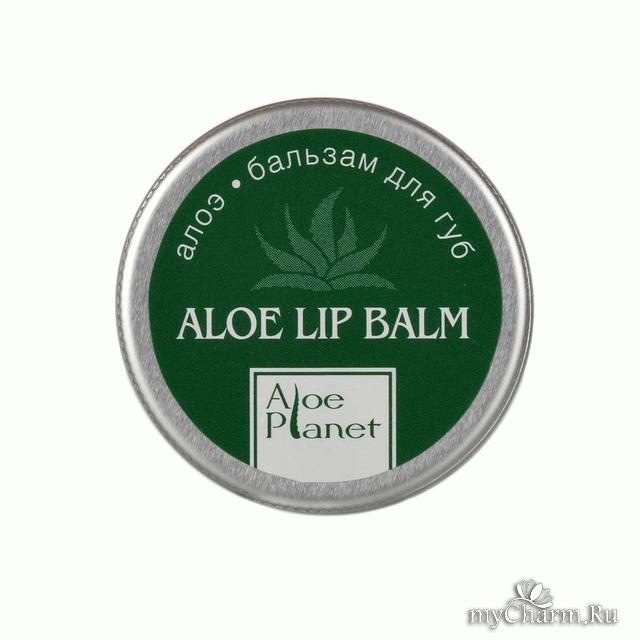 Приятное c полезным: российский бренд органической косметики ALOE PLANET представил первый бальзам для губ