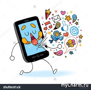 Рисунки на телефон из страз