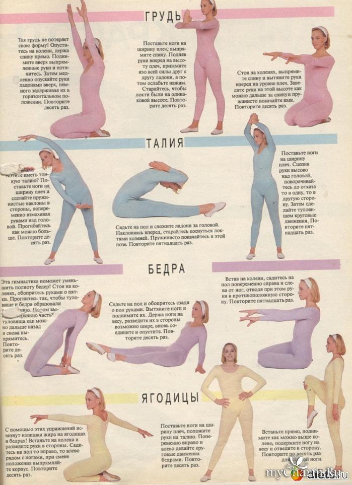 Кроссфит упражнения с гирей хана