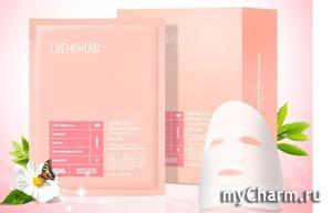 CREMORLAB / Маска для лица Herb Tea Blemish Minus Calming Mask