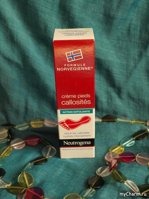 Neutrogena Creme Pieds Callosites инструкция - фото 4