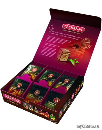 Набор чая в пакетиках ассорти