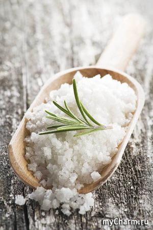 Соль – где вред, а где польза?