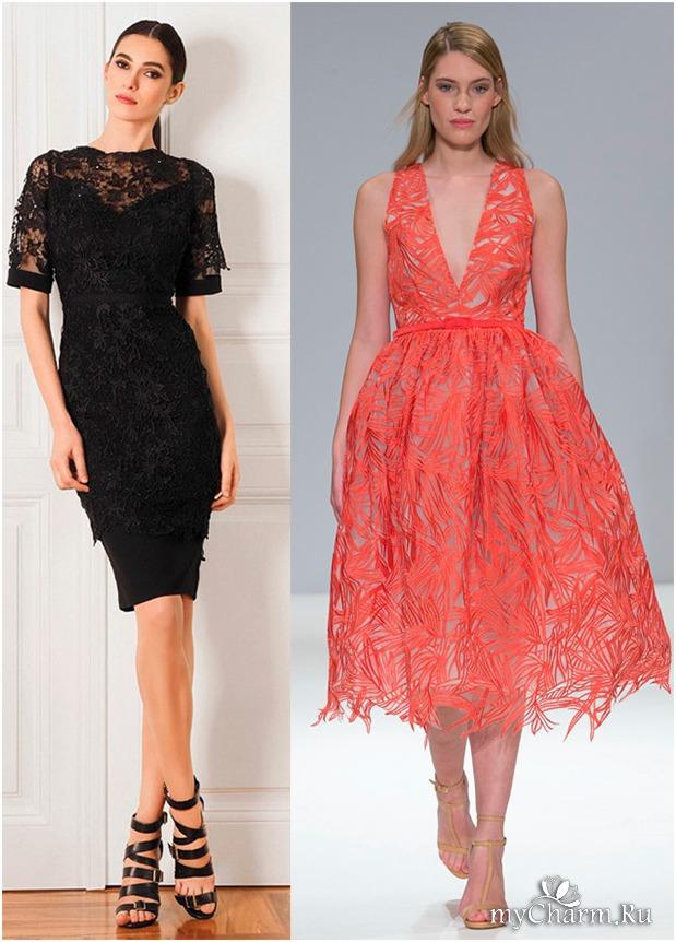 84e6c6abb49 Модные платья — лето 2016 —