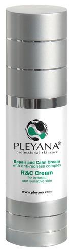 Успокаивающий крем с антикуперозным комплексом PLEYANA