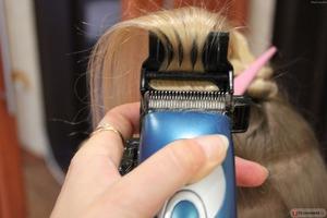 Полировка волос: 100% избавление от секущихся кончиков?