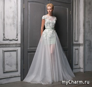 Длинные свадебные платья против коротких