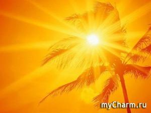 Поцелованные солнцем...