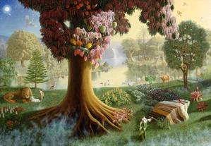 Посылка из садов Эдема