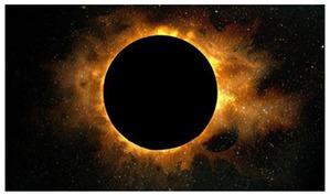 Полное Солнечное затмение 21 августа 2017 года.