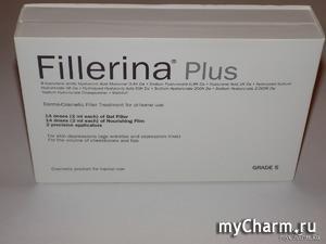 Неинвазивный дермато-косметический филлер Fillerina творит чудеса!