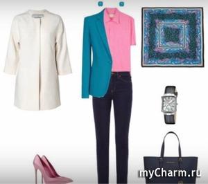 Как любительнице классической одежды не выглядеть занудой