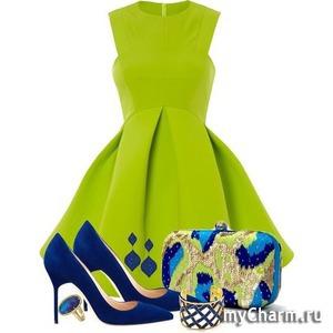 Официальный модный цвет 2017.