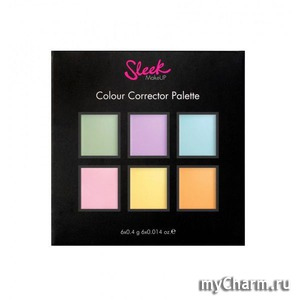 Colour Corrector Palette от Sleek MakeUP